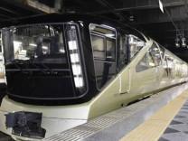 Japonlar'ın lüks treninin bilet fiyatları dudak uçuklattı