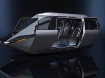 Elektrikli uçan taksi CES 2018'de tanıtıldı