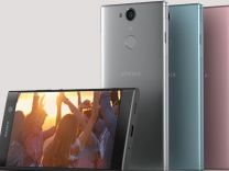 Sony Xperia XA2 XA2 Ultra Xperia L2 için video yayınladı
