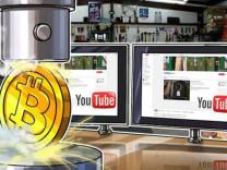 Bilgisayarınızı Bitcoin madenine çeviren Youtube virüsü