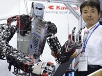 İşte Japonların yeni nesil robotları
