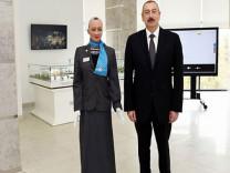 Robot Sophia, Azerbaycan'dan Vize Aldı