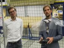 Hollandalı bilim insanlarından uçabilen böcek dronelar