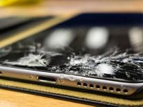 Telefon ekranı kırılanlara bomba haber