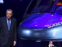 Türk Savunma Sanayi i Zirvesi'nde önemli kareler