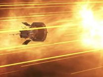 NASA paylaştı: İşte Güneş'ten en yakın kare