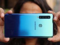 Samsung'tan 4 kameralı telefon: Galaxy A9