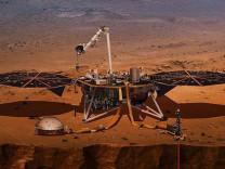 İşte NASA tarafından yayınlanan Mars'ın ses kaydı