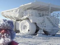 Daha da üşümenize neden olacak soğuk kış fotoğrafları