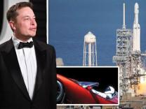 Elon Musk Falcon Heavy'deki hatayı itiraf etti