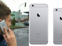 IPhone ile öyle bir şey yaptı ki!