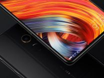 Xiaomi Mi Mix 2S'in resmi görseli