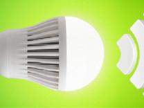 LED lambalarla internet aktarımı başladı!