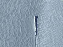 Google Earth'te gizemli görüntü!