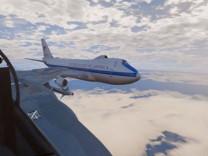 ABD kıyamet günü uçağı havalandı! İşte özellikleri