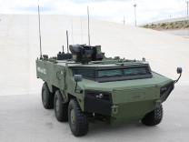 Yeni Türk zırhlısı ilk kez sergilenecek