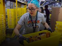 Amazon çalışanlarının korkunç çalışma şartları ortaya çıkarıldı