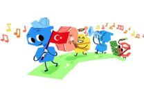 Google'dan 23 Nisan jesti