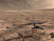NASA Mars'a helikopter gönderiyor