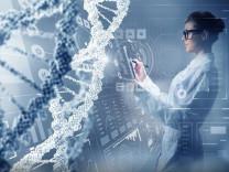 DNA'dan saç, göz ve cilt rengi analizi!