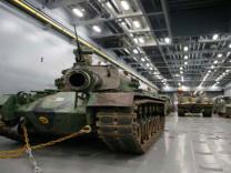 İlk milli amfibi tank çıkarma gemisi: TCG Bayraktar