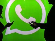 WhatsApp'ta hesap bilgilerinizi talep edebilirsiniz