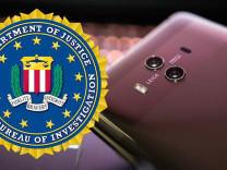 Pentagon'dan askeri üslerde Huawei yasağı