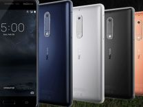 Nokia 5 her an tanıtılabilir