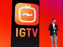 Instagram yeni servisini duyurdu! IGTV nedir?