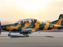 Hürjet, Farnborough Airshow'da