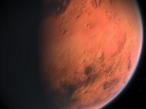 Mars Dünya'ya en yakın konumunda
