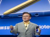 Samsung Galaxy Note 9 fotoğrafları