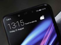 Huawei Mate 20 bekleyenleri üzecek haber