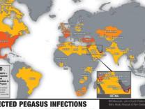 Telefonlarda Pegasus alarmı: Bu tehlikeye aman dikkat!