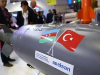 Azerbaycan'ın milli mühimmatına ASELSAN aklı