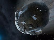NASA'dan asteroid açıklaması! Boeing 747'nin iki katı