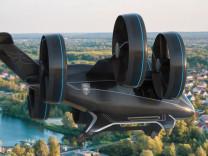 Geleceğin seyahat aracı: Uçak taksi Bell Nexus