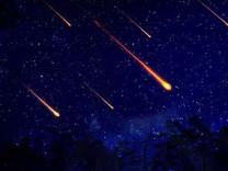 Japonya yapay meteor yağmuru için uzaya uydu fırlattı