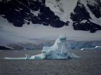 NASA'dan ilginç Antartika keşfi