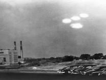 ABD'nin UFO belgeleri yayınlandı!