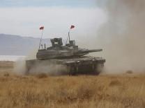 TSK 24 ay sonra Altay'ı harp sahasında kullanacak!