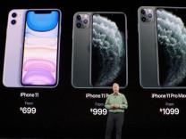 iPhone 11 ön siparişle satışa sunuldu