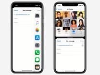 iPhone'larda yeni dönem! Ekran ikiye bölünüyor