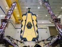 NASA'dan 'James Webb' paylaşımı