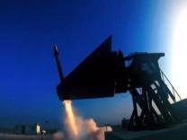 Milli füze Bozdoğan, ilk güdümlü atış testini başarıyla tamamlandı