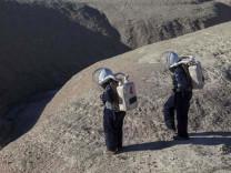 Dünyadaki Mars: Burada uzay kıyafeti giymek ve telsiz kullanmak zorunlu!