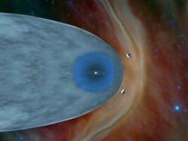 Voyager 2 'yıldızlararası uzay'dan ilk mesajını yolladı