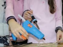 Okulu proje fabrikası haline getirdiler