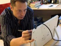 Elon Musk Paylaştı! Dragon 2020'nin Simülasyonu