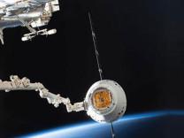 SpaceX'in süper fareli kargosu Uluslararası Uzay İstasyonu'na ulaştı